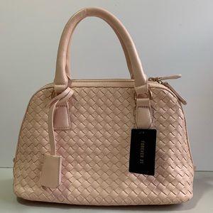 NWT f21 light pink purse